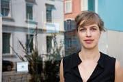 Anna Dietsche bringt Leben in städtische Quartiere. (Bild: Res Lerch)