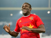 Seydou Doumbia spielt in Zukunft in Spanien bei Girona (Bild: KEYSTONE/URS FLUEELER)
