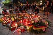 Bei den gewaltsamen Ausschreitungen in Chemnitz verlor ein 35-jähriger Mann das Leben. (Bild: Sean Gallup/Getty)