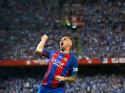 Paco Alcacer wechselt nach Deutschland zu Dortmund (Bild: KEYSTONE/AP/DANIEL OCHOA DE OLZA)