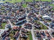 Kirchberg konnte sich im Ranking im Vergleich der Toggenburger Gemeinden von Rang drei auf den ersten Platz verbessern. (Bild: Martin Lendi)