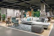 Ein neues Ladenkonzept soll bei Interio die Möbelverkäufe ankurbeln. (Bild: PD)