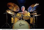 Der Schlagzeuger Fredy Studer (70) tritt am Jazzfestival Willisau auf. (Bild: Ben Huggler/PD)
