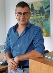 Bruno Inauen arbeitet noch bis Anfang Oktober fürs Land- und Forstwirtschaftsdepartement AI. (Bild: MB)
