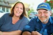 Für Wehmut bleibt keine Zeit: Karin und Bruno Widmer blicken zuversichtlich in die Zukunft.