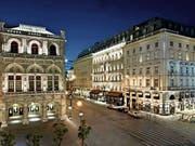 Touristen kennen es, Einheimische sowieso: Das Hotel Sacher ist in Wien ein Begriff und bekannt für seine gleichnamige Torte. (Bild: Archiv)