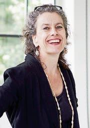 Katharina Henking stellt im Buchser Museümli aus.Bild: PD