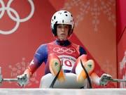 Martina Kocher hat ihre Laufbahn für beendet erklärt (Bild: KEYSTONE/AP/ANDY WONG)