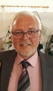 CVP-Kandidat Jürgen Mertins fehlte krankheitsbedingt am Anlass in Gams.