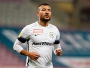 Spielte in der letzten Saison beim FC Wil in der Challenge League: Johan Vonlanthen (Bild: KEYSTONE/SALVATORE DI NOLFI)