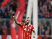 Servus Bayern! Arturo Vidal verlässt nach drei Jahren Bayern München und wechselt zum spanischen Meister FC Barcelona (Bild: KEYSTONE/AP/MATTHIAS SCHRADER)