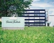1998 wird der Hauptsitz der Firma vom St.Galler Zentrum in den Westen der Stadt verlegt. (Bild: PD)