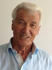 Rolf Fischer heute. (Bild: th)