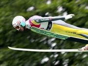 Die Schweizer Hoffnungen am Sommer-GP in Einsiedeln ruhen auf Killian Peier (Bild: KEYSTONE/EPA PAP/GRZEGORZ MOMOT)