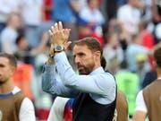 Englands Nationalcoach Gareth Southgate gab Aufgebot gegen die Schweiz bekannt - ohne Überraschungen (Bild: KEYSTONE/EPA/GEORGI LICOVSKI)