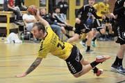 Sebastian Munzert stellt sich auf eine schwierige Saison ein. (Bild: Urs Hanhart, Altdorf, 7. März 2018)