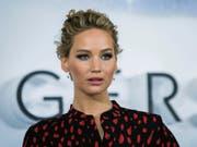 Auch sie war ein Opfer des Hackers von Promi-Nacktbildern: US-Schauspielerin Jennifer Lawrence. (Bild: KEYSTONE/AP Invision/VIANNEY LE CAER)