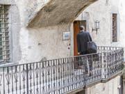 Der Staatsanwalt verlangt 15 Monate Gefängnis auf Bewährung für den Schweizer, der versucht haben soll, die Walliser Grossrats- und Staatsratswahlen im März 2017 zu manipulieren. (Bild: KEYSTONE/DOMINIC STEINMANN)