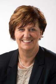 CVP-Nationalrätin Ida Glanzmann sagt klar nein zu einer Ständeratskandidatur. (Bild: PD)
