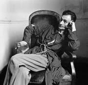 Balthus (1908 - 2001) im Jahr 1948. Bild: Irving Penn © The Irv)
