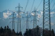 In der Stadt Luzern sinken die Strompreise (Bild: Dominik Wunderli (Rothenburg, 15. Februar 2017))