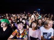 Zutritt nur für Frauen: das Statement-Musikfestival in Göteborg. (Bild: KEYSTONE/EPA TT NEWS AGENCY/FRIDA WINTER)