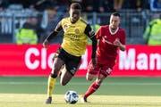 Tsiy William Ndenge (links) wechselt zum FC Luzern. (Bild: imago/VI Images)