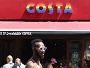 Coca Cola schnappt sich für umgerechnet 5 Milliarden Franken die britische Kaffeemarke Costa. (Bild: KEYSTONE/EPA/ANDY RAIN)