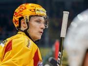 Antti Erkinjuntti wechselt von den SCL Tigers in seine Heimat zu Tampere (Bild: KEYSTONE/SALVATORE DI NOLFI)