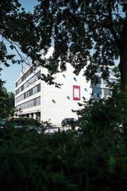 Blick auf das Betagtenzentrum Eichhof. (Bild: Manuela Jans-Koch (Luzern, 3. August 2018))