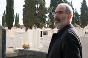 Ariel, brillant gespielt von Shai Avivi, trauert um einen Sohn, den er nie kennen gelernt hat. (Bild: Trigon)