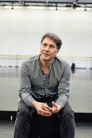 «Es geht darum, das zu tun, woran man glaubt, egal wo man ist», sagt Choreograf Martin Schläpfer. (Bild: Max Brunnert/PD)