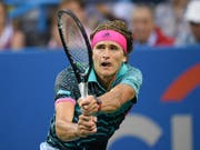 Alexander Zverev wird seiner Favoritenrolle in Washington gerecht (Bild: KEYSTONE/FR67404 AP/NICK WASS)