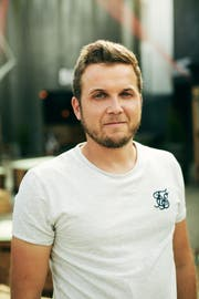 Michael Hohermuth, Mediensprecher des Arboner Heizwerk-Festivals. (Bild: PD)