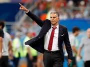 Der iranische Verband schuldet seinem Nationaltrainer Carlos Queiroz viel Geld (Bild: KEYSTONE/EPA/RUNGROJ YONGRIT)