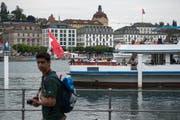 Der Tourismus in der Stadt Luzern nimmt zu.