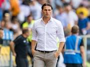 Dinamo Zagreb oder Astana heisst der Gegner von Gerardo Seoane und den Young Boys auf dem Weg in die Champions-League-Gruppenphase (Bild: KEYSTONE/ALESSANDRO DELLA VALLE)