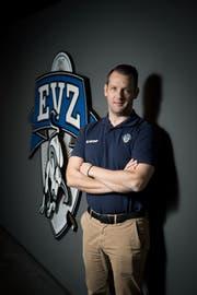EVZ-Sportchef Reto Kläy (Bild: Pius Amrein (Zug, 11. Oktober 2017))