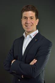 Flurin Riedi, Direktor von Andermatt-Urserntal Tourismus, verlässt die Organisation Ende Oktober 2018 nach zehn Jahren. (Archivbild: PD, Andermatt, Dezember 2015)
