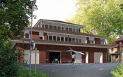Das Bootshaus in einer Visualisierung (Bild: ARGE HVDM Architects Luzern & Raumfalter Architekten Zürich)