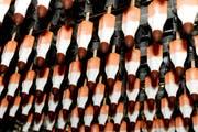 Hochbetrieb: Um der Nachfrage gerecht zu werden, produziert Frisco in der Produktionsstätte in Goldach 24 Stunden am Tag Glace. (Bild: Tagblatt-Archiv)