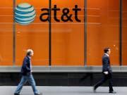 Die US-Regierung legt Berufung ein im Kartellrechtsstreit mit dem Telekomriesen AT&T um die Übernahme des Medienkonzerns Time Warner. (Bild: KEYSTONE/AP/RICHARD DREW)