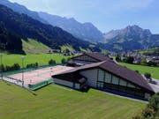 Der Sporting Park in Engelberg. (Bild: PD)