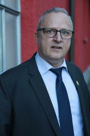 Heinz Gerig wird ab 2019 als Mitglied des Gemeinderats Flüelen wirken. (Bild: Florian Arnold, 15. Februar 2017)