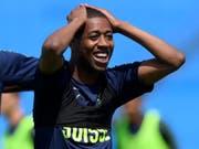 Beendet seine internationale Karriere: Gelson Fernandes (Bild: KEYSTONE/LAURENT GILLIERON)