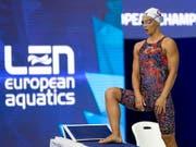 Maria Ugolkova gehört über 200 m Lagen zum erweiterten Kreis der Medaillenanwärterinnen (Bild: KEYSTONE/EPA/PATRICK B. KRAEMER)