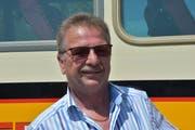 Clemens Eisele, Postautochauffeur aus Weilheim/D.