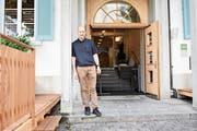 Gastronom Stefan Huber und sein Team bedienen ab kommendem Jahr auch die Gäste im Sportzentrum Herisau. (Bild: PAG)