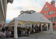 Bald finden im historischen Städtli Rheineck die ersten Kulturtage statt. (Bild: Christof Sonderegger)