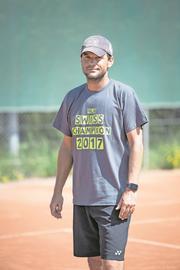 Michael Birner, Trainer TC Sursee (Bild: pd)
